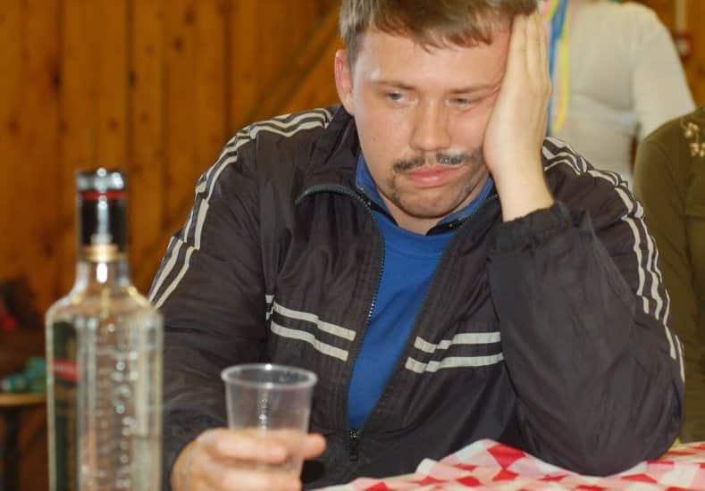 Алкоголизм как социальная проблема