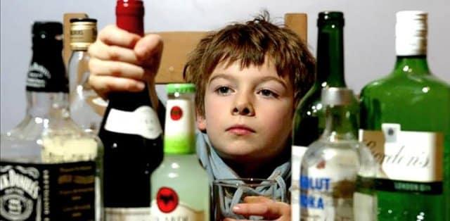 Профилактика алкоголизма с детства - Данко